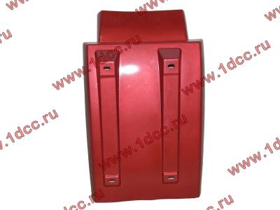 Брызговик передней оси правый H3 красный HOWO (ХОВО) WG1642230104 фото 1 Шахты