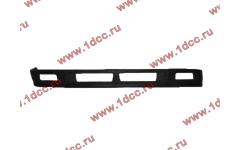 Бампер SH F2000 черный нижний широкий 24см DZ9112930230