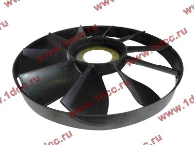 Вентилятор радиатора на гидромуфту d-640 H HOWO (ХОВО) VG2600060446 фото 1 Шахты