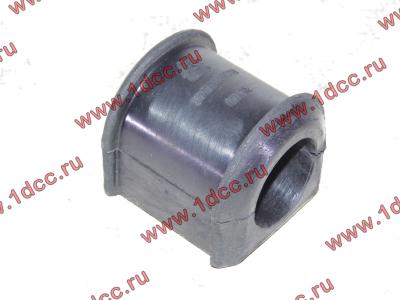 Втулка резиновая для переднего стабилизатора (к балке моста) H2/H3 HOWO (ХОВО) 199100680068 фото 1 Шахты