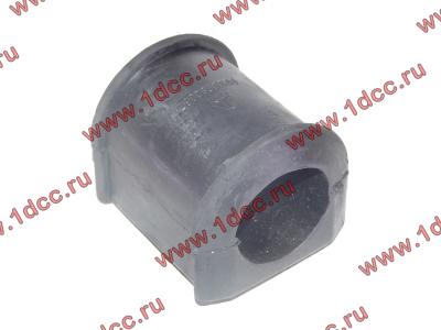 Втулка резиновая для заднего стабилизатора H2/H3 HOWO (ХОВО) 199100680067 фото 1 Шахты