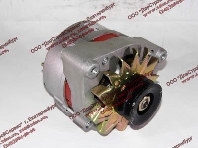 Генератор 28V/55A WD615 (JFZ2150Z1) H2/SH WP10 HOWO (ХОВО) VG1500090010/VG1560090010 фото 1 Шахты
