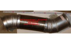Гофра-труба выхлопная 8х4 d=120 H2/H3