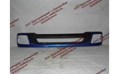 Бампер FN3 синий самосвал для самосвалов фото Шахты