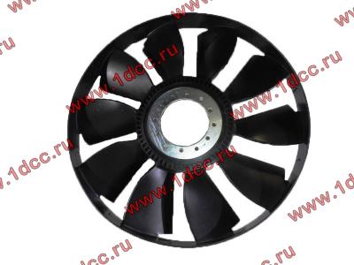 Вентилятор радиатора на гидромуфту d-590 H HOWO (ХОВО) VG1500060047 фото 1 Шахты
