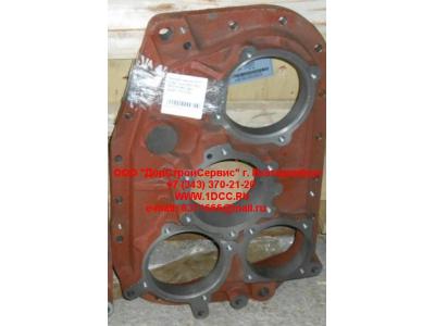 Крышка задняя KПП Fuller 12JS160T без проточки КПП (Коробки переключения передач) JS220-1707015 фото 1 Шахты
