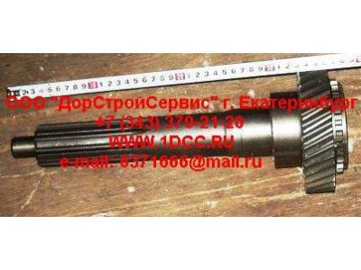 Вал первичный КПП ZF 5S-150GP d-50 H2/H3 КПП (Коробки переключения передач) 2159302060 фото 1 Шахты