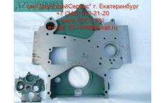 Картер шестерней привода распредвала и компрессора H2