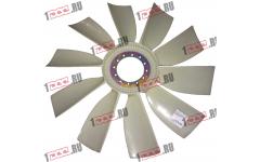 Вентилятор охлаждения двигателя XCMG фото Шахты