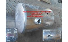 Бак топливный 380литров круглый H2/H3 фото Шахты