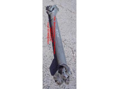 Вал карданный основной без подвесного L-1400, d-180, 4 отв. H HOWO (ХОВО) AZ9114311400 фото 1 Шахты