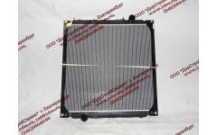 Радиатор (аллюминий) маленький 6х4 (пластиковые ванночки) H