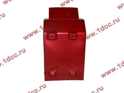 Брызговик передней оси правый H2 красный HOWO (ХОВО) WG1642230004 фото 1 Шахты