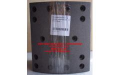 Накладка тормозная задняя ширина 220, 14 отв. H фото Шахты
