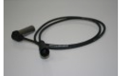 Датчик ABS L=1000мм. (антиблокировочной системы) H2/H3 фото Шахты