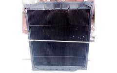 Радиатор (медь) маленький 6х4 H