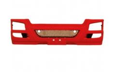 Бампер H'2011 красный самосвал H3