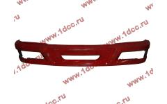 Бампер FN2 красный самосвал для самосвалов фото Шахты