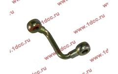 Трубка топливная обратки с форсунок в ГБЦ металлическая H3