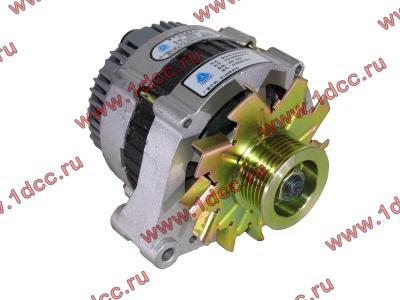 Генератор 28V/55A WD615 (JFZ255-024) H3 HOWO (ХОВО) VG1560090012 фото 1 Шахты