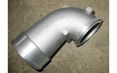 Патрубок турбины алюминиевый H фото Шахты