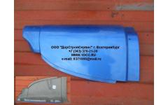 Обтекатель кабины левый HANIA синий фото Шахты