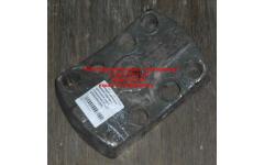 Накладка рессоры задней (картер с крючками под 4 стремянки) H фото Шахты