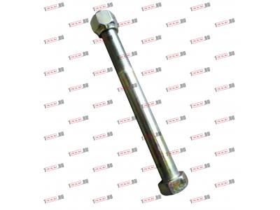 Болт M20х210 крепления прямой реактивной тяги длинный H2/H3 HOWO (ХОВО) Q151B18200 фото 1 Шахты