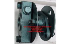 Муфта привода ТНВД в сборе (L трубы- 45мм, круглые пластины) H