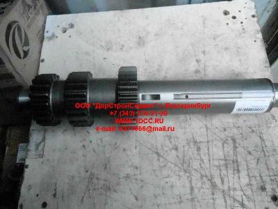 Вал промежуточный КПП Fuller 12JS160T КПП (Коробки переключения передач) 12JS160T-1701048 фото 1 Шахты