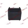 Втулка резиновая для переднего стабилизатора (к балке моста) H2/H3 HOWO (ХОВО) 199100680068 фото 4 Шахты