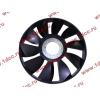 Вентилятор радиатора на гидромуфту d-590 H HOWO (ХОВО) VG1500060047 фото 3 Шахты