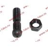 Болт регулировочный клапана с гайкой H2/H3 HOWO (ХОВО) VG14050010 фото 2 Шахты