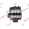 Генератор 28V/55A WD615 (JFZ255-024) H3 HOWO (ХОВО) VG1560090012 фото 2 Шахты