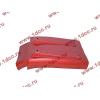 Брызговик передней оси правый H3 красный HOWO (ХОВО) WG1642230104 фото 3 Шахты