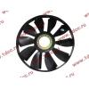 Вентилятор радиатора на гидромуфту d-640 H HOWO (ХОВО) VG2600060446 фото 3 Шахты
