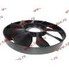 Вентилятор радиатора на гидромуфту d-590 H HOWO (ХОВО) VG1500060047 фото 2 Шахты