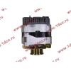 Генератор 28V/55A WD615 (JFZ255-024) H3 HOWO (ХОВО) VG1560090012 фото 3 Шахты