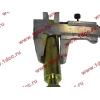 Болт крепления переднего стабилизатора с гайкой H2/H3 HOWO (ХОВО) 199100680069 фото 2 Шахты