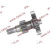 Вал промежуточный длинный с шестерней делителя КПП Fuller RT-11509 КПП (Коробки переключения передач) 18222+18870 (A-5119) фото 4 Шахты