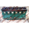 Блок цилиндров двигатель WD615.68 (336 л.с.) H2 HOWO (ХОВО) 61500010383 фото 4 Шахты