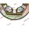 Гайка хвостовика проходного вала (МОДа, хвостовика редуктора) H/SH HOWO (ХОВО) 179000320013 фото 2 Шахты