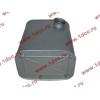 Глушитель квадратный H HOWO (ХОВО) WG9725540002 фото 3 Шахты