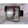 Генератор 28V/55A WD615 (JFZ2150Z1) H2/SH WP10 HOWO (ХОВО) VG1500090010/VG1560090010 фото 7 Шахты
